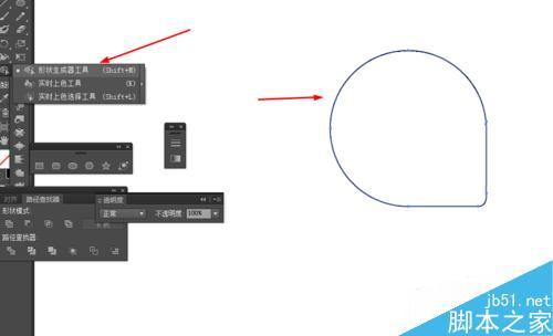 ai简单绘制一个圆形的录音机图标